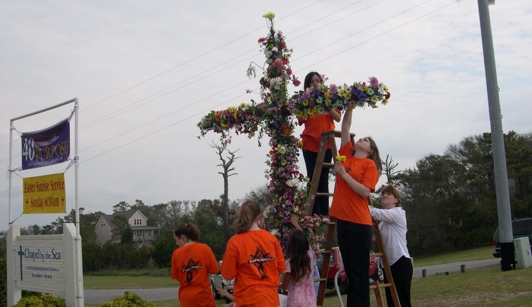 Cross and Youth 2004